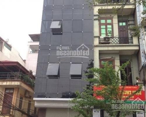 Cho thuê gấp nhà 8 tầng mặt phố Khuất Duy Tiến,Thanh Xuân giá 80 triêu/tháng