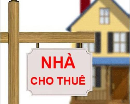 Cho Thuê Nhà Nguyên Căn Tại Đường Lê Hồng Phong, Phú Hòa, Thủ Dầu Một