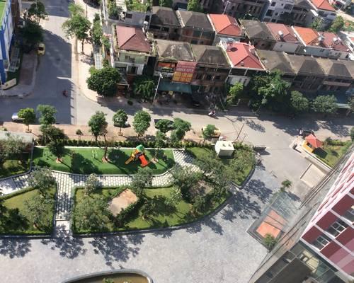 Cho thuê căn hộ 2 phòng ngủ 87m2 Usilk city Văn Khê Hà Đông