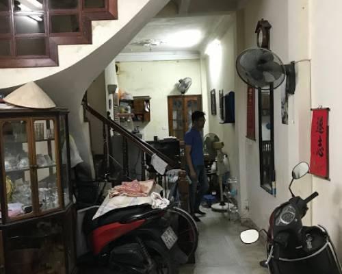 Cho thuê nhà riêng ngõ phố Trần Quang Diệu - Hoàng Cầu
