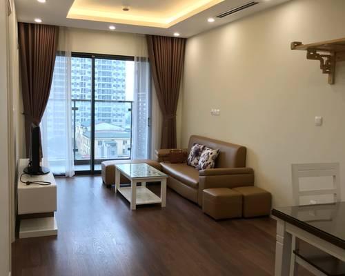 Cho thuê căn hộ Gamuda City, 2pn, đủ đồ view đẹp