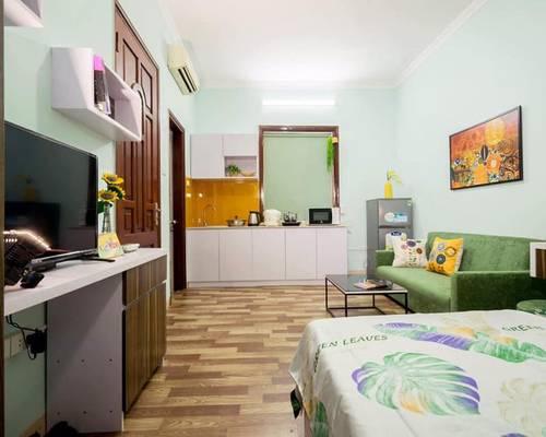 Cho thuê ngay căn hộ chung cư mini cao cấp full nội thất bên Keangnam Nam Từ Liêm
