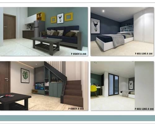 Cho thuê căn hộ giá rẻ tại trung tâm Đà Nẵng