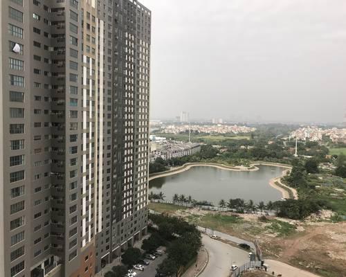 Cho thuê căn hộ 3PN view hồ tòa S4 chung cư cao cấp Seasons Avenue. 15,5tr/tháng. LH 0984556559