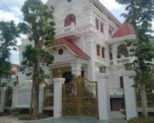 Cho Thuê Biệt Thự Hoàng Ngân 110m2 x 4 tầng giá 30 triệu