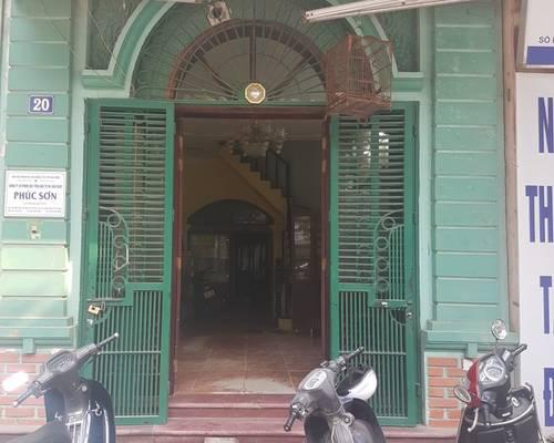 Nhà mặt đường Nguyễn Cảnh Dị cho thuê văn phòng kinh doanh