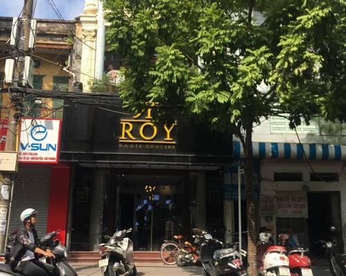 Cho thuê nhà mặt đường Lê Lợi, MT:4m-DT:80m2x3.5T làm thời trang,spa...