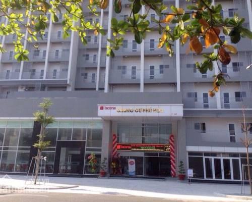 Cho thuê căn hộ chung cư Phú Hòa TP Thủ Dầu Một tỉnh Bình Dương