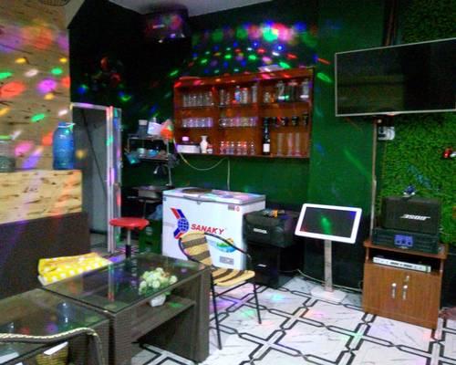 Sang nhượng quán cafe hát cho nhau nghe DT 40 m2 hai MT 4 m   4 m Khu Đồng Dưa gần Ngô Thì Nhậm Q.HĐ