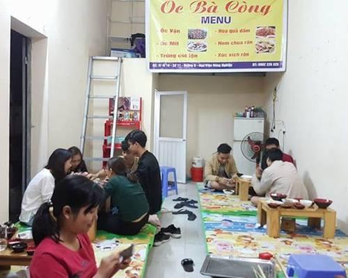 Cho thuê cửa hàng 30m2, đường N, HV Nông Nghệp VN