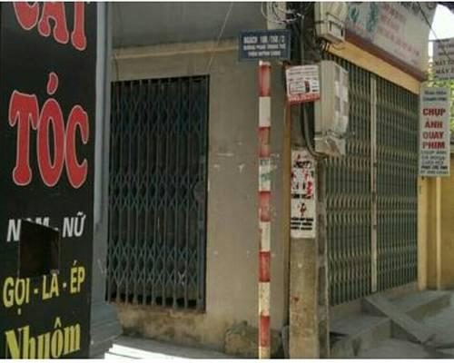 Cho thuê nhà mới 37m2 Đường Phan Trọng Tuệ, Huỳnh Cung, Thanh Trì, Hà Nội