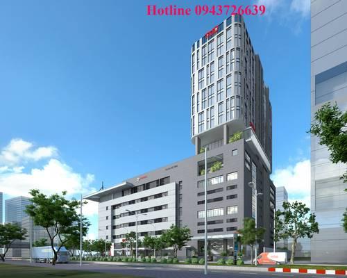 Cho thuê văn phòng tại tòa nhà Toyota  Mỹ Đình - 15 Phạm Hùng  - Từ Liêm- Hà Nội