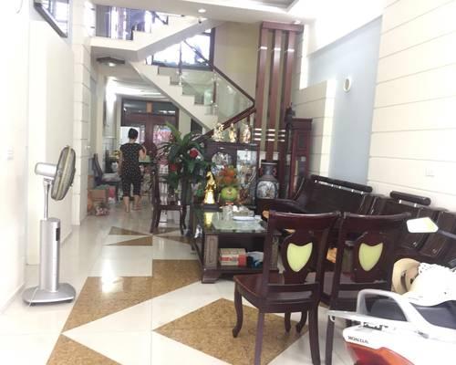 Cho Thuê Nhà Lô 22 - Lê Hồng Phong 6 Phòng Ngủ Đầy Đủ Tiên Nghi Giá 30tr