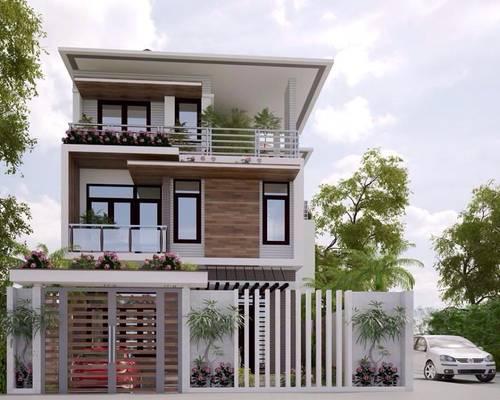 Cho thuê nhà mới xây đầy đủ đồ đạc khu biệt thự Nam Long  Miễn trung gian