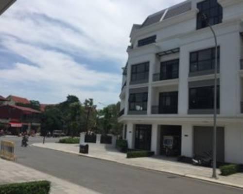 Chính chủ cho thuê shophouse Vinhomes Gardenia Hàm Nghi, diện tích 95m2x4 tầng
