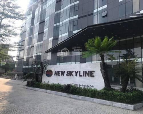 Cho thuê văn phòng hấp dẫn tại tòa nhà New Skyline Văn Quán, Hà Đông
