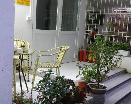 Cần cho thuê 06 Căn hộ mini Tòa nhà Hưng Gia - 438B Trương Định 08 tầng 25 căn hộ