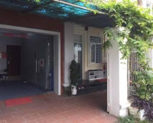 Cho thuê biệt thự làm văn phòng tại số 26 -16B1 Làng Việt Kiều Châu Âu, Mỗ Lao, Hà Đông, Hà Nội