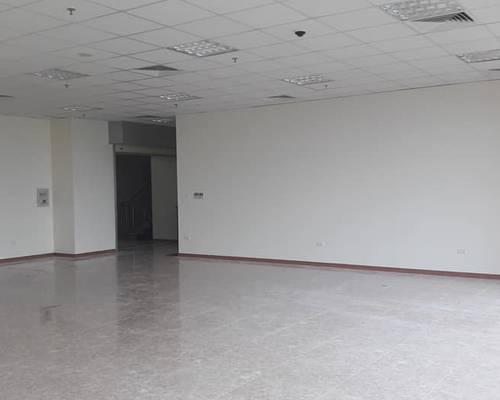 Cho thuê sàn thương mại Khu Ngoại giao đoàn 1300m2.
