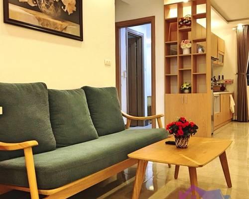 Căn hộ đẹp 2 phòng ngủ Mường Thanh Luxury, view biển - A189