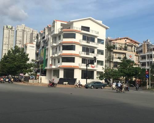 Cho thuê đất kinh doanh 3MT khu dân cư Nam Long gần Đ.Nguyễn Thị Thập,Q.7,DT:10x44m,GIÁ:55 triệu/th