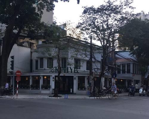 Mặt bằng thuê kinh doanh tại quận Hoàn Kiếm, Mặt phố Lý Thường Kiệt, Bà Triệu, Trần Hưng Đạo