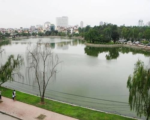Cho thuê nhà riêng chính chủ 2 tầng tại hồ Ba Mẫu, gần đường Lê Duẩn