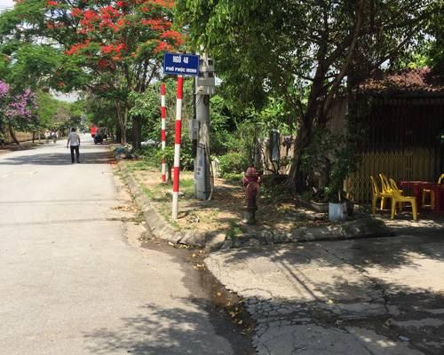 Cho thuê nhà cấp 4 ở cạnh Trung tâm văn hóa Q Bắc Từ Liêm, HN