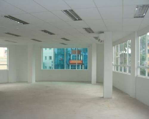 Cho thuê văn phòng ngõ 19 trần quang diệu,đống đa Diện tích mỗi tầng 80m2, mt 4.5m,tòa nhà xây 8