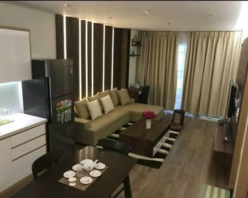 Cho thuê căn hộ cao cấp fhome