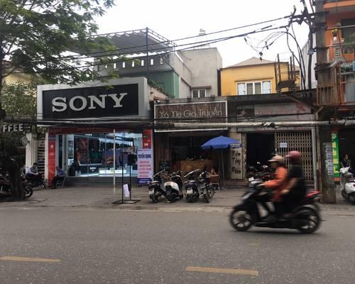 Cho thuê nhà mặt đường Trần Phú. MT:6.5m-DT:55m2x3T tiện kinh doanh