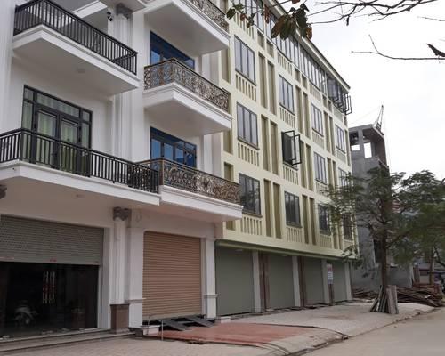 Cho thuê tầng 1 thông sàn nhà mặt phố 4 tầng khu Trại Lẻ - Quán nam P.Kênh Dương Q.Lê Chân Hải Phòng