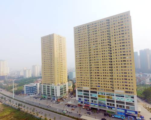 Cho thuê văn phòng tòa nhà C14 Bắc Hà, Tố Hữu, 100m2, 200m2, 2000m2.