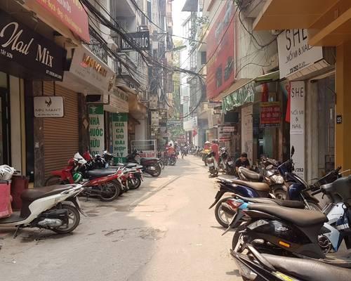 32 ngõ 252 Tây Sơn - Cho thuê ở, bán hàng online  Mình thuê căn nhà 4 tầng ở địa chỉ 32 ngõ 252 Tây