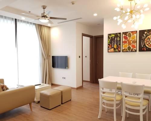 Chính chủ cho thuê căn hộ cao cấp Vinhomes Greebay 2PN, 2WC, đầy đủ tiện nghi