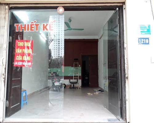 Cho THUÊ gian ngoài - mặt đường Giải Phóng - 24m2  cửa hàng, văn phòng...