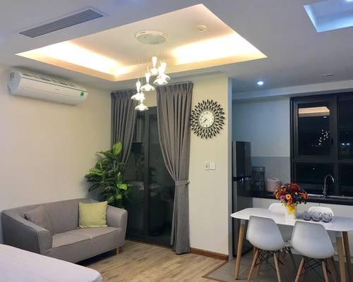 Cho thuê Căn hộ CCCC Star City Lê Văn Lương - Căn Studio