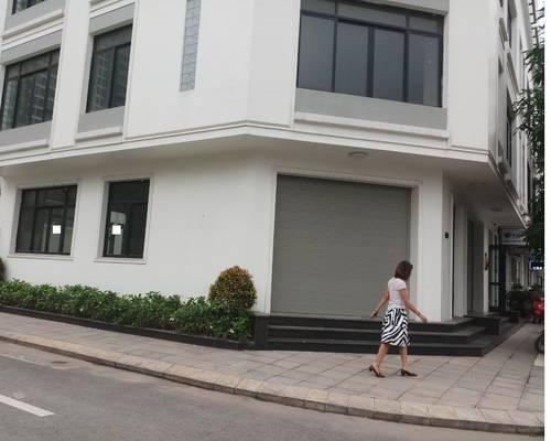Cho thuê biệt thự căn góc Vinhomes Gardenia 70m2 x 3,5 tầng café, nhà hàng