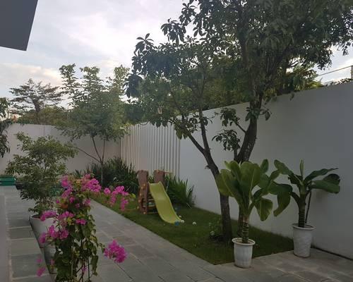 Biệt thự sân vườn 4PN, nằm khu Nam Việt Á, Ngũ Hành Sơn, Đà Nẵng