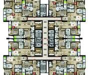 9 Căn hộ Star Tower 283 Khương Trung, vị trí trung tâm, giá từ 1.8 tỷ, HD bank cho vay 80