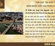 6 Căn hộ Saigon Mia, chuẩn Châu Âu, nagy trung tâm Hồ Chí Minh