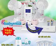 Máy hút sữa spectra 9s - Giải pháp hút và kích sữa tốt nhất cho mẹ văn phòng Có Quà Tặng KM hót