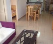 Cho thuê căn hộ chung cư Phạm viết chánh, quận Bình Thạnh. Hai phòng ngủ lô góc, lầu cao 74m2 đầy đủ nội thất