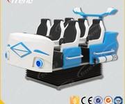 12 Hệ thống thực tế ảo 9DVR, phòng phim 9D VR với công nghệ tiên tiến nhất giá rẻ