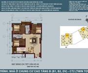 Bán các căn 3 PN còn lại tại tòa B1B2 Linh Đàm.