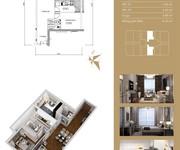 3 Ra mắt căn hộ 2 phòng ngủ, full nội thất cao cấp 25tr/m2 đẹp nhất mặt đường Giải Phóng