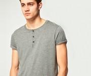 3 Áo phông nam henley hàng chuẩn đẹp từng chi tiết,các màu mới về ngập tràn,bán sỉ,bán lẻ giá tốt nhất