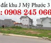 Mua đất Khu J, Mỹ Phước 3 . Mua khu J để ở và đầu tư,cần mua lô J50, J51, J25, J30 J1, J3, J5
