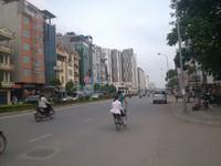 Bán nhà mặt phố Trung Kính, Trần Thái Tông dt 88m2 xây 4Tầng giá 29ty 0906.288.551