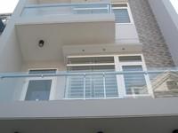 Bán nhà phố mới xây DT 5m x 14m đúc 3,5 tấm đường 6m Quang trung P11 Q Gò vấp...